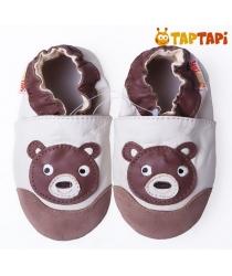 Capačky barefoot TapTapi Macko cd1020eadb0