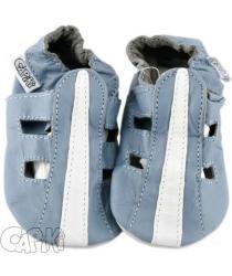 Capačky barefoot Capiki modré sandálky 174a23cfec