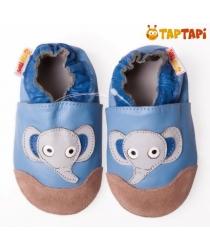Capačky barefoot TapTapi Sloník modrý 9618b80b00