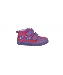 Detská obuv Protetika Samira burgundy ef5c7ec813e