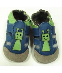 Capačky barefoot Taptapi sandálky robot deaa4a3a267