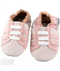 Capačky barefoot Capiki Tenisky ružové 917a623050