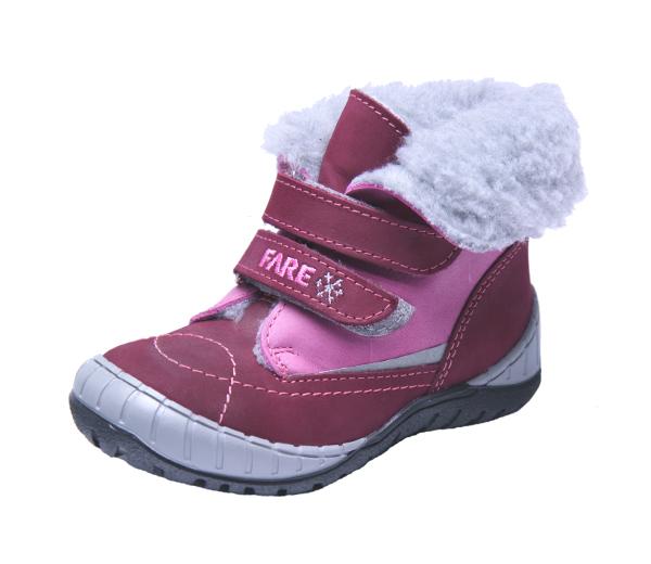 ad62690326c6d Zimné topánky FARE 849154 - znížená cena